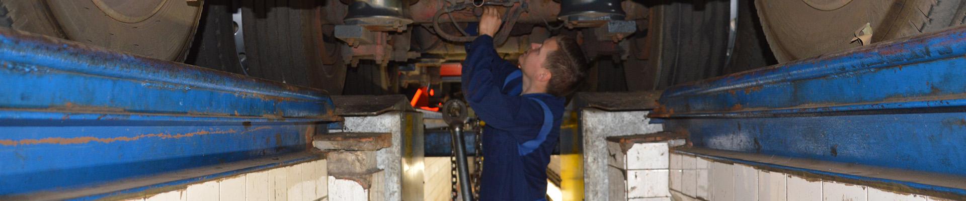 header vacature Allround Truck en Trailer Monteur AutoService Heesch XLIX Recruitment werving selectie
